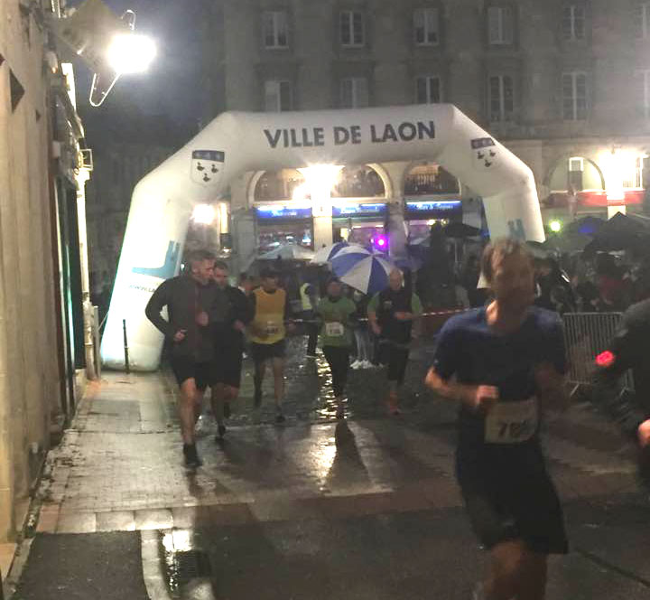 Run The Ramparts 10km Event, Laon, France