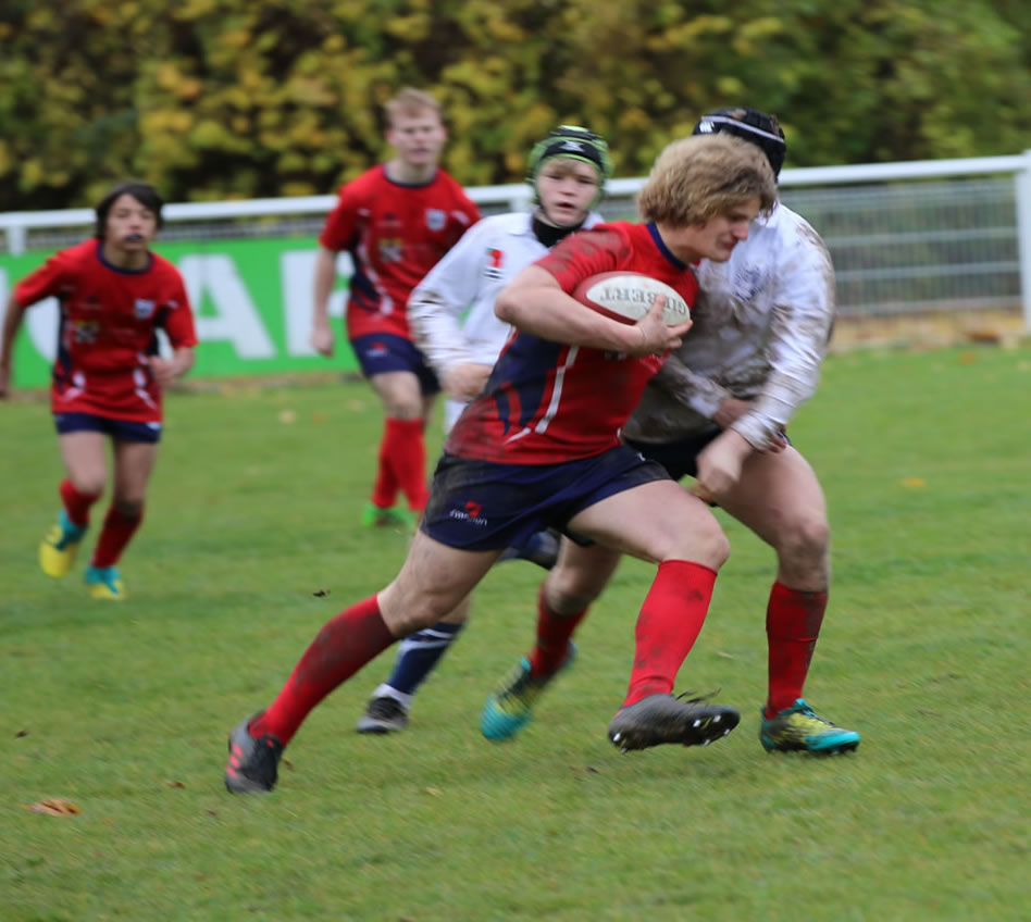 European Rugby Festival for Schools
