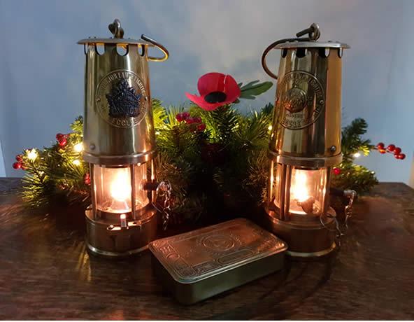VE75 Flame of Remembrance Lanterns Tour