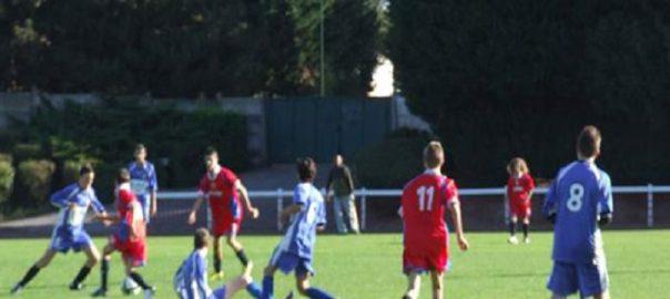 Junior football tour to France