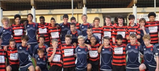 Junior Rugby Festival Laon France May 2019
